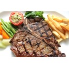 Mixed grill steak